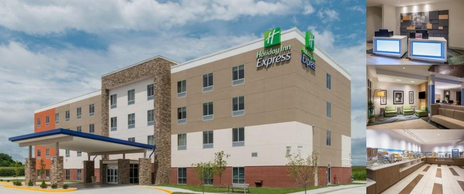 Holiday Inn Express Troy photo collage