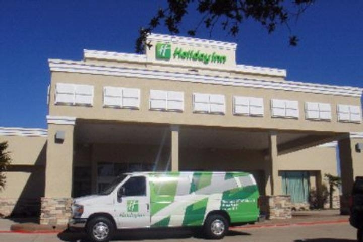 Holiday Inn Dfw West Bedford photo collage