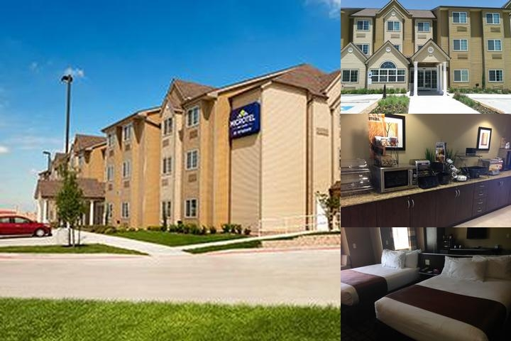 Microtel Inn & Suites by Wyndham Kenedy photo collage