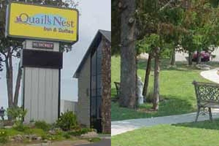 Quail's Nest Inn & Suites photo collage