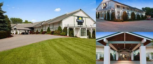 Days Inn Shelburne / Burlington photo collage