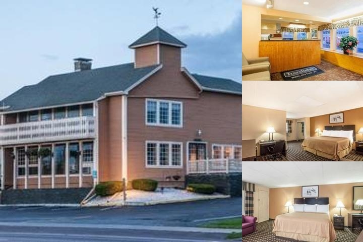 Travelodge South Burlington photo collage