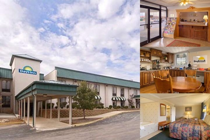 Days Inn Bowling Green photo collage