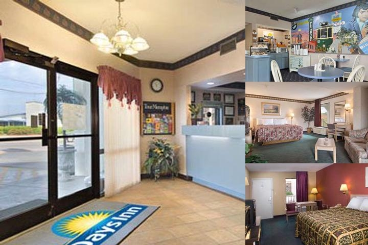 Days Inn Memphis I40 & Sycamore View photo collage