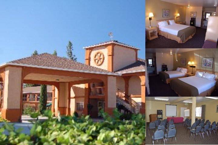 Travelodge Ukiah photo collage