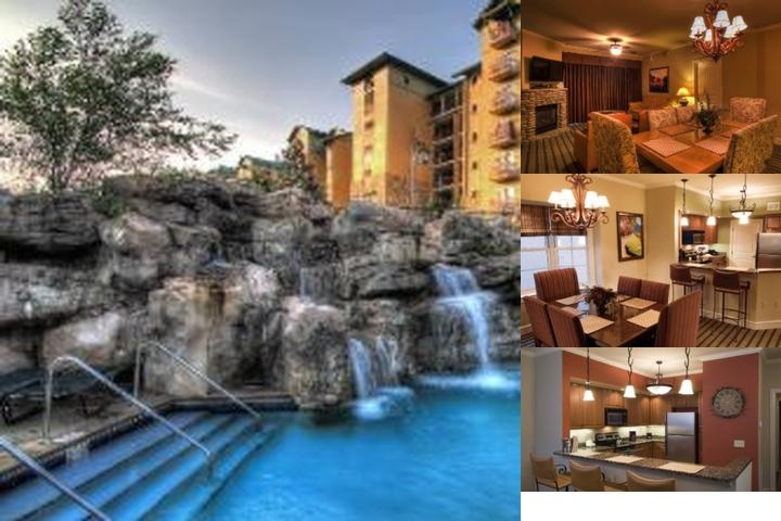 Riverstone Resort & Spa photo collage