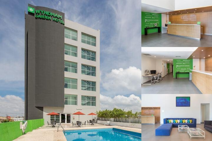 Wyndham Garden Celaya photo collage