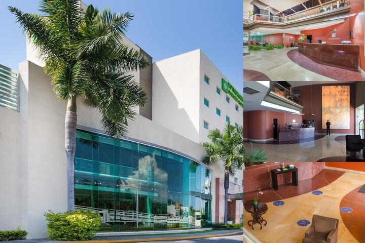 Wyndham Garden Colima photo collage