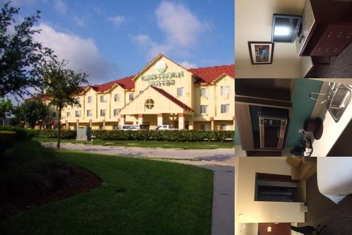 Hawthorn Suites by Wyndham Dfw Airport North photo collage