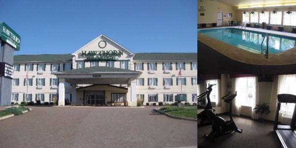 Hawthorn Suites by Wyndham Akron / Seville photo collage