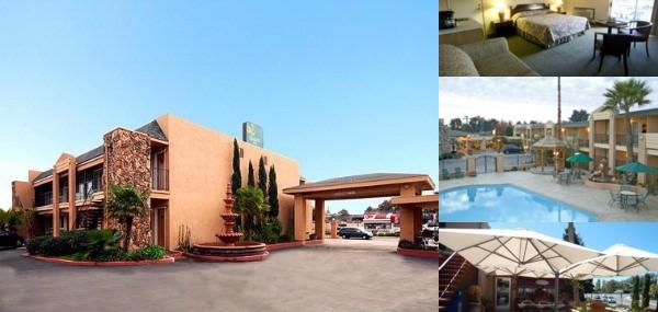 Howard Johnson Inn & Suites Vallejo / Near Discove photo collage