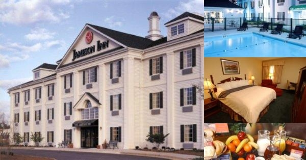 Howard Johnson Inn Jackson photo collage