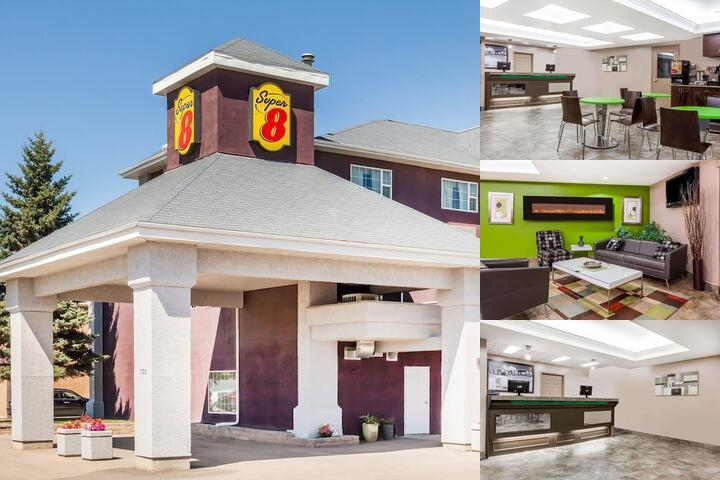 Super 8 Saskatoon Near Saskatoon Airport photo collage