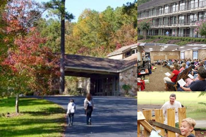 Shocco Springs Conference Center photo collage