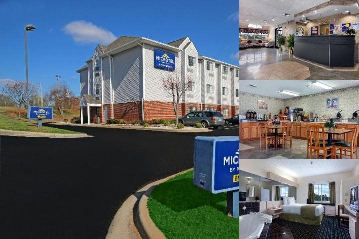 Microtel Inn & Suites by Wyndham Statesville photo collage