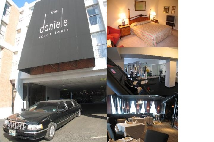 The Daniele Hotel photo collage