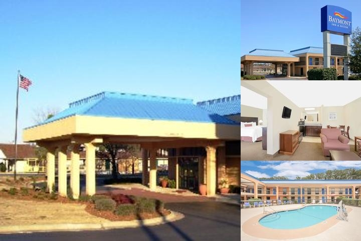 Baymont Inn & Suites Greenville photo collage