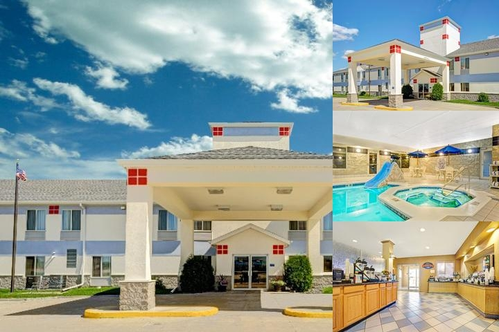 Baymont Inn & Suites Wahpeton photo collage