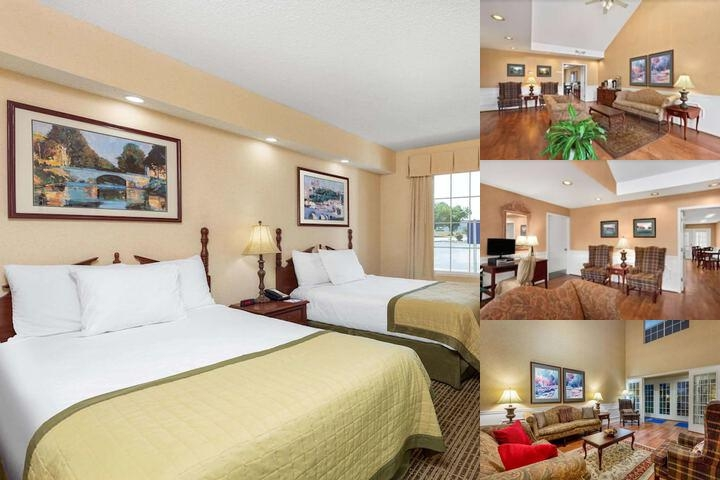 Baymont Inn & Suites Easley / Greenville photo collage