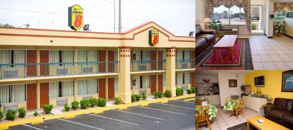 Super 8 Jacksonville Downtown Area photo collage