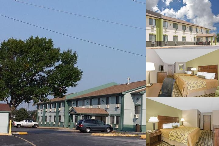Baymont Inn & Suites Ames photo collage