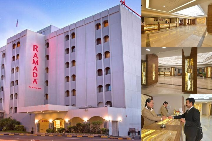 Ramada Hotel Bahrain photo collage