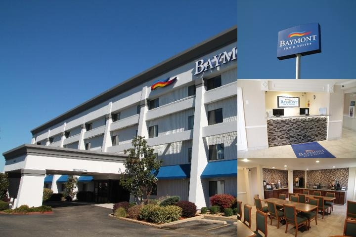 Baymont Inn & Suites Texarkana photo collage