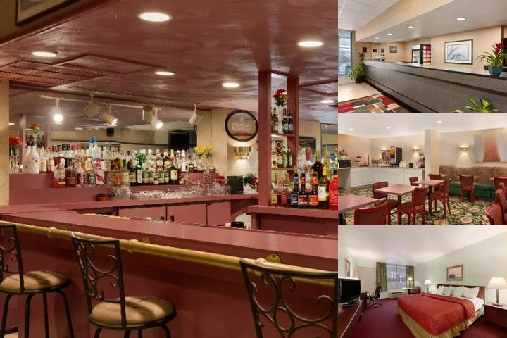 Ramada Hazleton photo collage