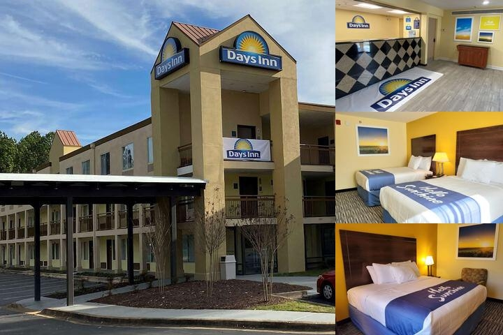 Days Inn Morrow Southlake photo collage