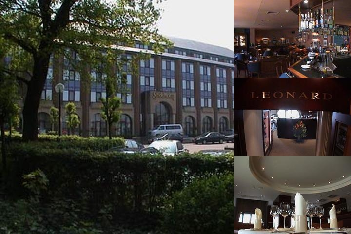 Sodehotel La Woluwe photo collage