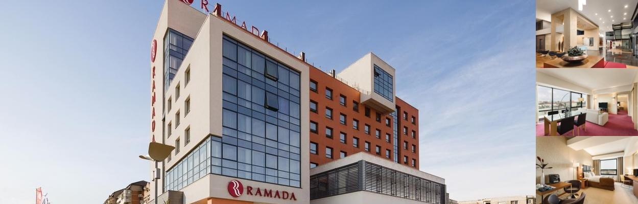 Ramada Oradea photo collage
