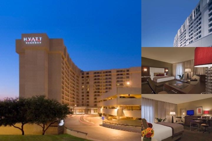 Hyatt Regency Dfw photo collage