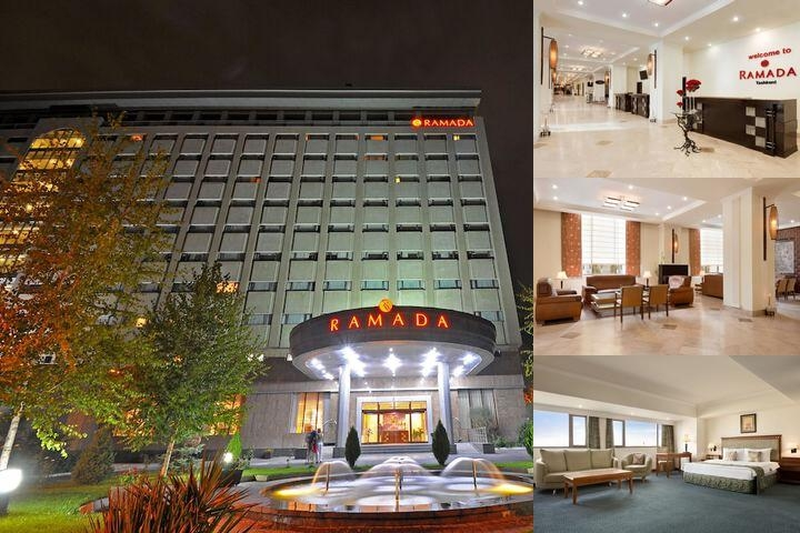 Ramada Tashkent photo collage