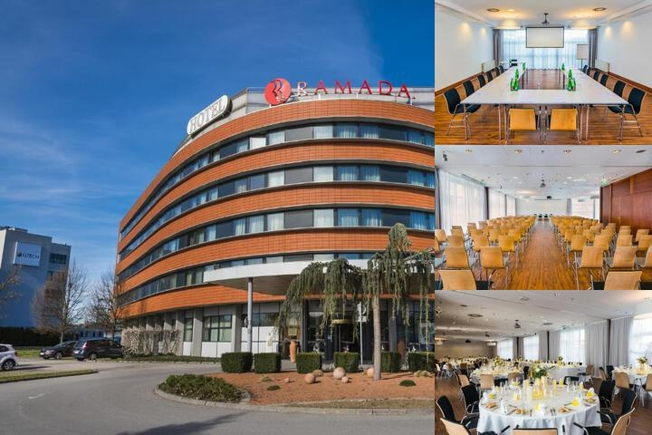 Ramada Graz / Premstaetten photo collage