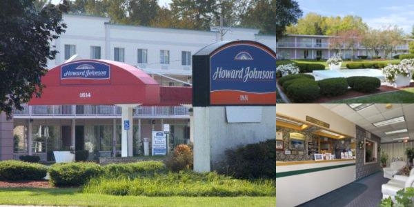 Howard Johnson Inn Albany photo collage