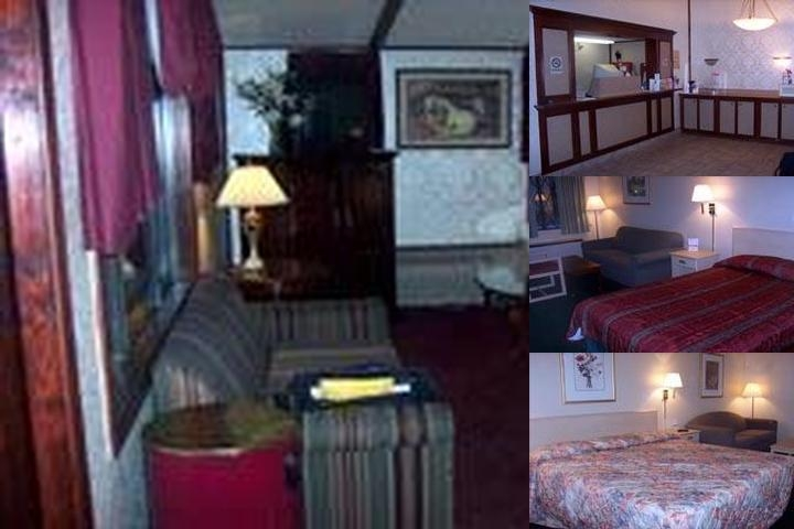 Knights Inn Michigan City photo collage