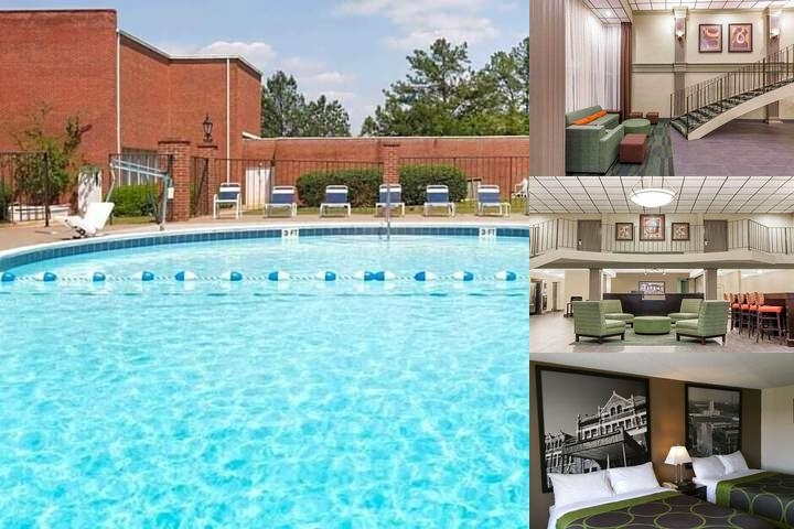 Americas Best Value Inn & Suites Phenix City photo collage