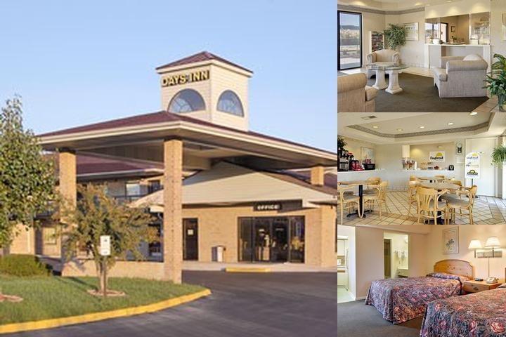 Days Inn Franklin photo collage