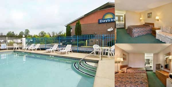 Days Inn Columbia Ne Fort Jackson photo collage