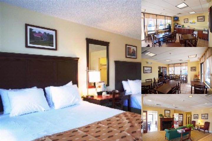 Days Inn Frederick photo collage