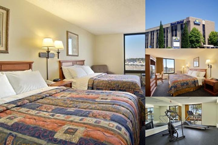 Days Hotel Oakland Airport Coliseum photo collage