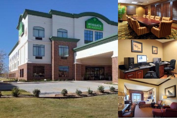 Wingate by Wyndham Abilene photo collage
