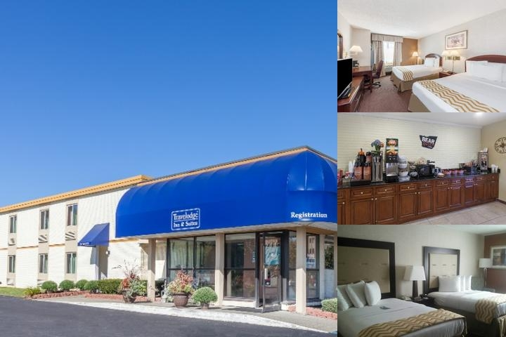 Travelodge Inn & Suites Latham photo collage