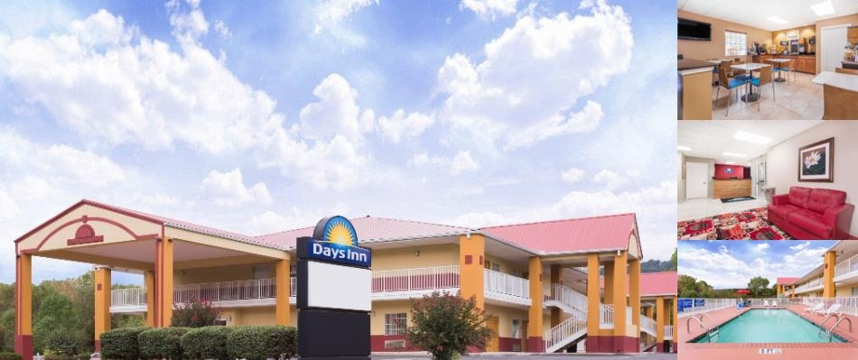 Days Inn by Wyndham Trenton photo collage