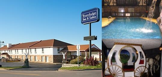Travelodge Inn & Suites Muscatine photo collage