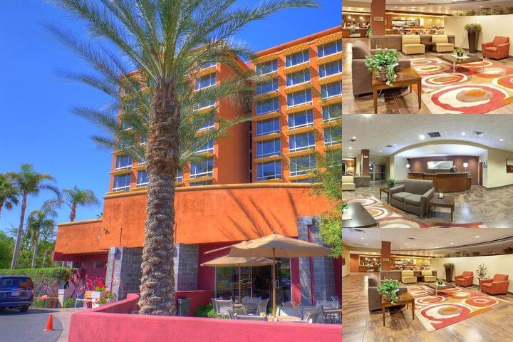 Ramada Phoenix Midtown photo collage