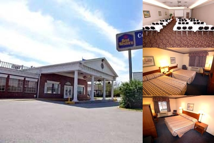 Howard Johnson Inn Columbia photo collage