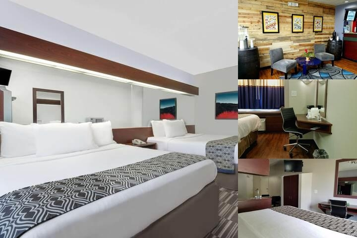 Microtel Inn & Suites by Wyndham London photo collage