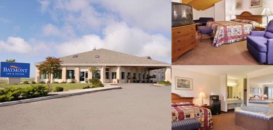 Baymont Inn & Suites Willows photo collage