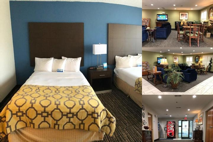 Baymont Inn & Suites Washington photo collage
